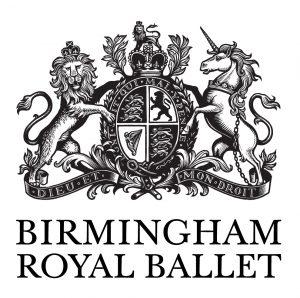 Birmingham Royal Ballet logo